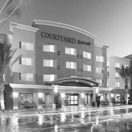 Courtyard Marriott, Anaheim California